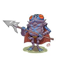speed toad by donsimoni