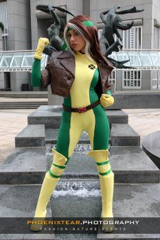 Rogue by Phoenixtear by IchigoKitty