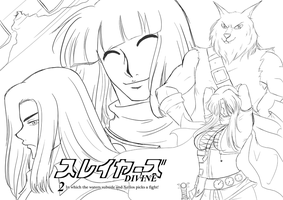 Slayers Divine Chapter 2 by djwagLmuffin