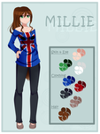 Comm124 :: Millie Reference by Kuichuu