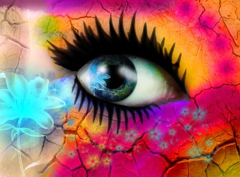 Fantasy Eye-Cindel5 by CJangel