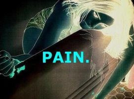 pain by SandieCane