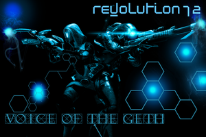 Voice of The Geth by Revolution72