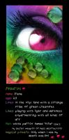 Colorful Eye-D by ftourini