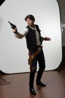 Han Solo by JohnnyHavoc