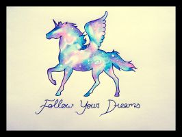 Follow Your Dreams by MiDulceLocura