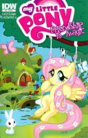 IDW My Little Pony Issue 21 RI Cover by MaryBellamy