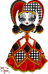 Harlequin by bcboo