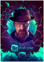 Breaking Bad by Barbeanicolas