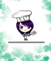 As a Chef by KeyPassions