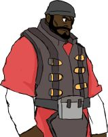 Demoman 2 by GamuhGuy