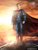 Superman Hope by Bryanzap