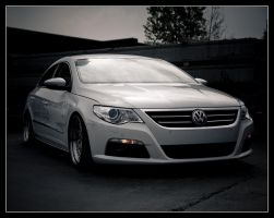 VW Passat CC by Andso