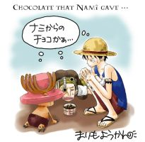 Nami's chocolate 090214 by Paula-Ane