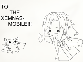 TO THE XEMNAS-MOBILE by yuyufan13