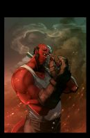 2014 Hellboy by vest