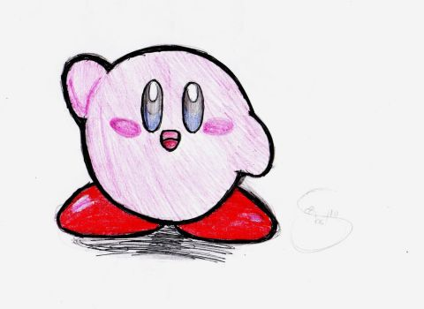 Kirby by henrybarros