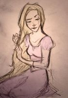 Rapunzel by LikeATowtruck