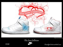 The Love Collection by ciscotjuh