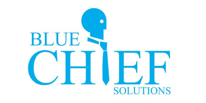 BlueChief Solutions Logo entry 2 by Tynermeister