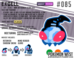 #085 Excell by pokemonwest