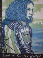Ray Toro by Cauthorn