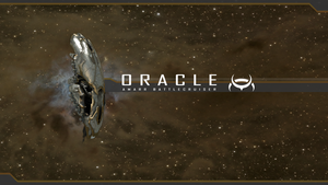 Eve: Oracle Wallpaper by foxgguy2001