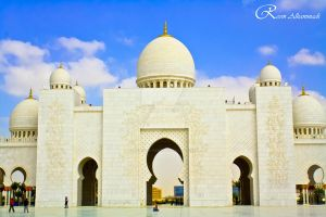 Beauty of Islamic decoration by princess-reme