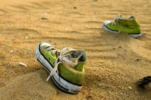 chucks and sand 2 by snickerdoodle146