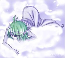 Male Gardevoir by HasegawaVega