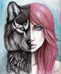 The Beast Within by NatsumeWolf