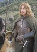 Faramir and His Daemon by LJ-Todd