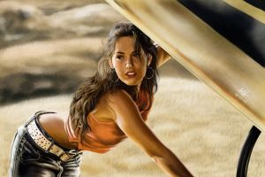 megan fox by ifrit-slayer