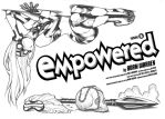 EMPOWERED 6's title pages by AdamWarren