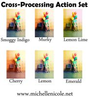 Cross processing Action sets by chupla