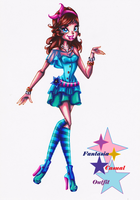 Fantasia Casual Outfit by Kleiner-Schmetterlin