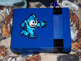 Megaman NES by Kricket1385