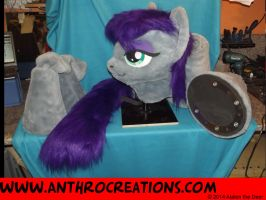 Maud Pie MLP Horse Costume by AtalontheDeer