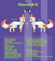 COM: ChassenX-X by Isihock
