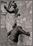 Le passe-muraille by SUDOR