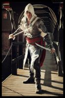 AC 4 - Edward Kenway - Ready the swords. by Trujin