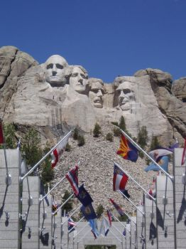 Mount Rushmore by 5tring3r