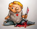 I Love Sushi by ScottVersago