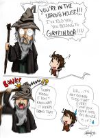 Gandalf's Hat by wingfoot