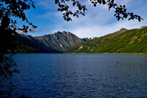 Coldwater Lake Mt. St Helens by jeruley