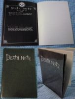 death note book by Anderuu