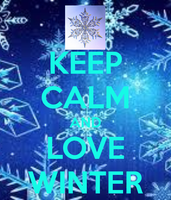 Keep-calm-and-love-winter by RiseJackFrost