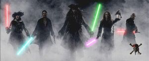 POTC Star Wars by Bulvie