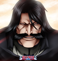 Bleach 565 - Juha Bach by HikariNoGiri