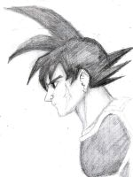 Bardock by tomuchtime